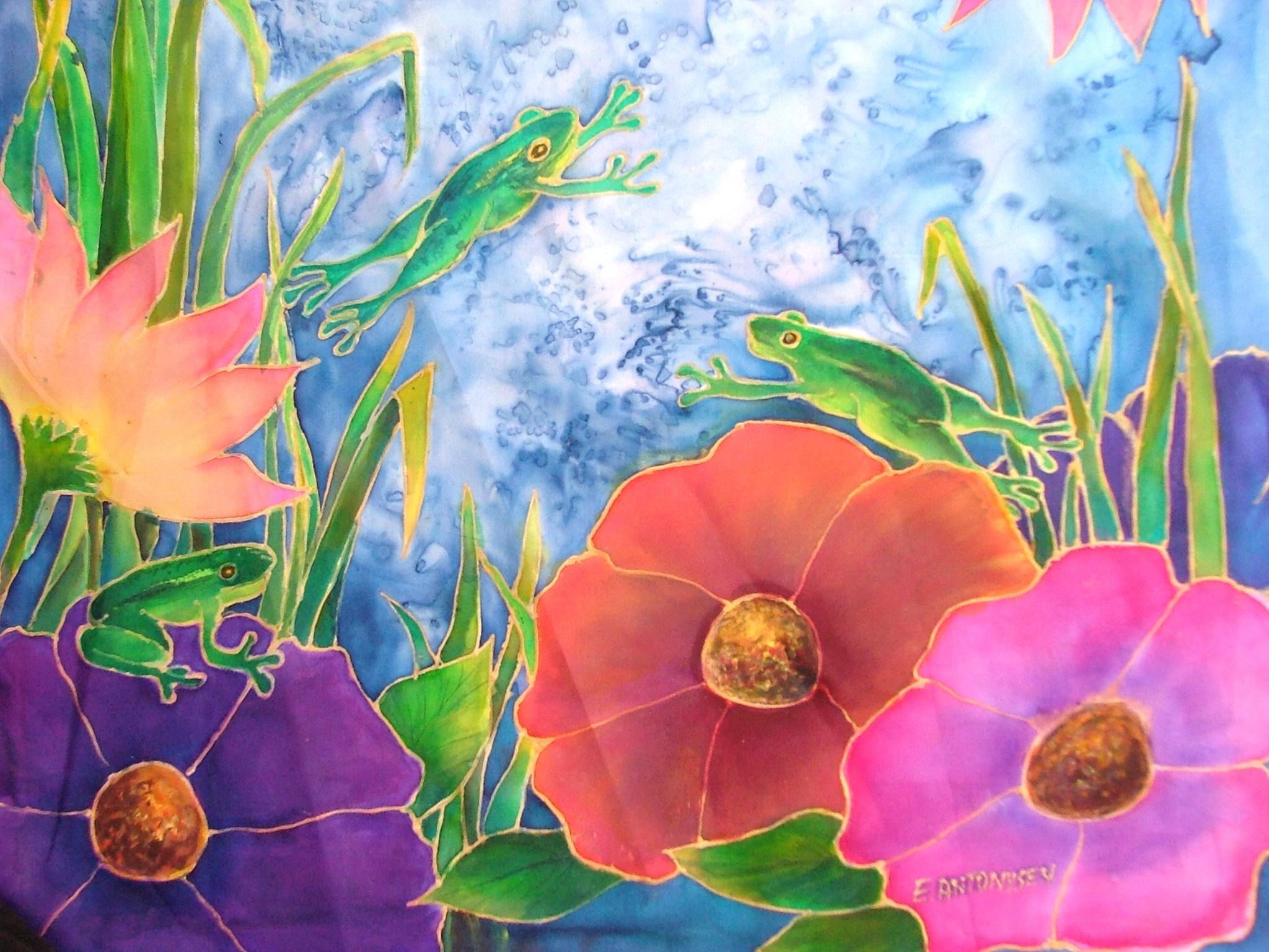 Best Gutta For Silk Painting
