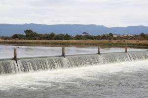 brumbys creek weir