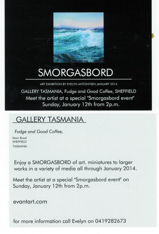 Smorgasbord Exhibition