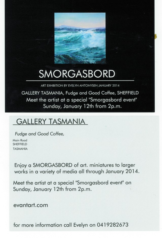 Smorgasbord Exhibition