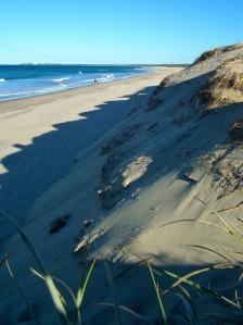 Dune shadow