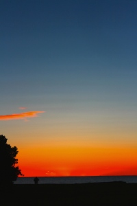 (almost) spectrum sky
