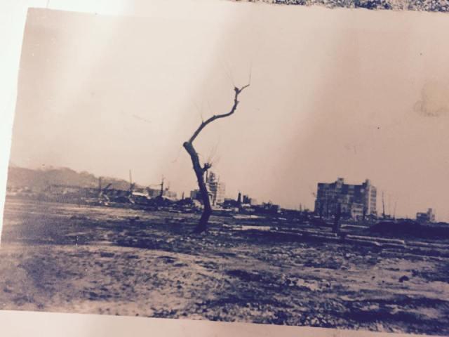 Dad Hiroshima, hospital