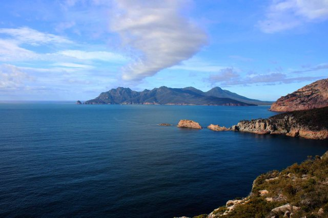 Cape Tourville adjusted